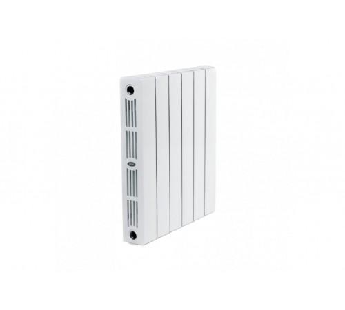 Биметаллический радиатор Rifar SUPReMO 500 (6 секций, боковое подключение)