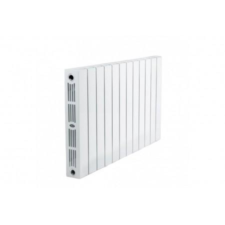 Биметаллический радиатор Rifar SUPReMO 800 (12 секций, боковое подключение)