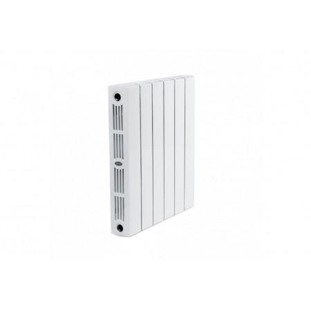 Биметаллический радиатор Rifar SUPReMO 800 (5 секций, боковое подключение)